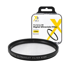 Xit 52mm UV Multi-Coated Lens Filter For Nikon 18-55mm, 55-200mm, 50mm f/1.8D