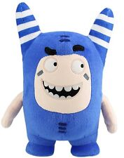 "Oddbods Super Sounds 10"" Plush Soft Toy - Pogo  *BRAND NEW*"