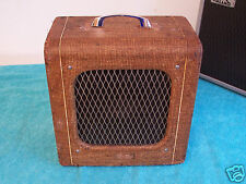 1954 Selmer amp Valco made tube amplifier  G. Cond.  Spectator  working tweed