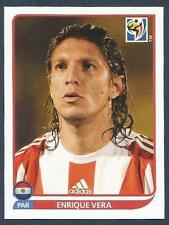 PANINI-SOUTH AFRICA 2010 WORLD CUP- #441-PARAGUAY-ENRIQUE VERA