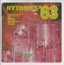RYTHMES 63 Orchestre CHAMPS-ELYSEES 33T 17cm VICTORIA Les NELSON BOYS - VARIETES