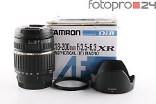 Sony Tamron 18-200 mm 3.5-6.3 XR Di II LD ASPH IF Macro + TOP (276891)