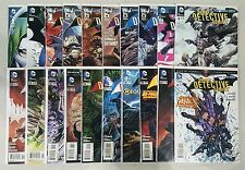 Lot of 50: Batman Detective Comics #0-52 + Variants / New 52 / 2011-2016 / VF+ @
