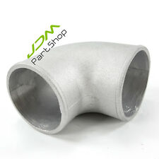 """63mm 2.5"""" Cast Aluminium 90 Degree Elbow Pipe Turbo Outlet Intercooler Tube"""