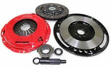 ULTIMATE STAGE 2 CLUTCH KIT+CHROMOLY FLYWHEEL HONDA PRELUDE/ACCORD 2.2L 2.3L