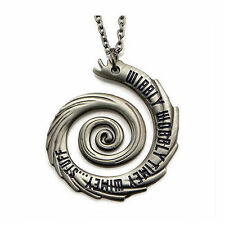 Doctor Who Large Vortex Wibbly Wobbly Pendant