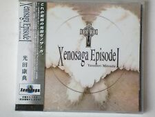 New Xenosaga Episode I 1 Soundtrack OST 2-CD Anime Music Yasunori Mitsuda