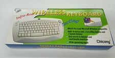 Vintage Chicony KB-0005 Infra-Red Wireless PS/2 Keyboard