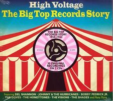 HIGH VOLTAGE - THE BIG TOP RECORDS STORY 1958-1962 (NEW SEALED 2CD)