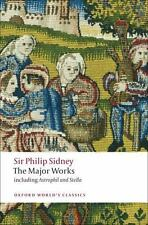Oxford World's Classics: Sir Philip Sidney : The Major Works by Philip Sidney...