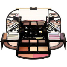 Makeup Case Body Collection Compendium Cosmetic Travel Set Beauty Storage 6028