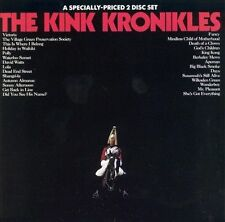 The Kink Kronikles by The Kinks (CD, Jan-1989, 2 Discs, Reprise)