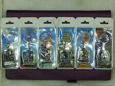 Singapore Key Chains (6 Pcs/Set) - New