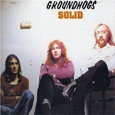 The Groundhogs Solid CD+Bonus Track NEW SEALED 2001
