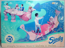 HASBRO 1996 SINDY 2 IN 1 MAGIC DREAM BOAT EUROPEAN HUGE MISP VHTF NEW