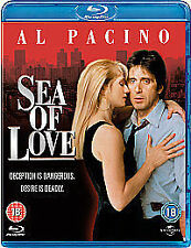Sea Of Love (Blu-ray) NEW AND SEALED