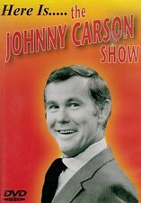 Here Is...The Johnny Carson Show (DVD, 2005)