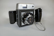 Mamiya Press 23 standard medium format film camera 90mm 3.5 lens, roll film back