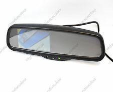 4.3 Pulgadas Coche Espejo Retrovisor Digital TFT LED monitor de color Ford Fiat Citroen