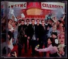 *NSYNC- Celebrity - CD JIVE 2001 - 14 Canciones 14 Tracks - The Game Is Over