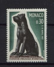Monaco 1967 SG#883 Cynological Federation MNH