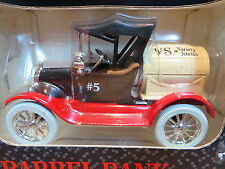 1918 Ford Runabout Barrel Bank V&S Variety Stores Ertl