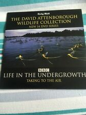 David Attenborough Wildlife Collection - Life In The Undergrowth