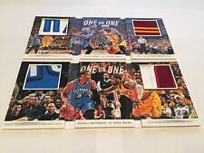 Panini Preferred Booklet Lebron James Durant Westbrook Kyrie Irving Lot (2)