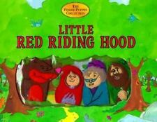 Little Red Riding Hood (The Finger Puppet Collection)-ExLibrary