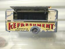 MOKO LESNEY MATCHBOX 1959 RW74A Cream Mobile Refreshment Canteen GPW Good NoBx*