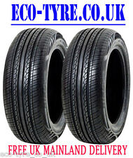 2X tyres 165 70 R13 79T HIFLY HF201 Brand New QUALITY Tyres 165 70 13 79T M+S