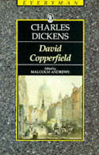 Acceptable, David Copperfield (Everyman Dickens), Dickens, Charles, Book