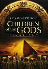 Stargate Sg-1: Children Of The Gods DVD Region 1, NTSC