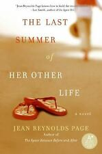 NEW - The Last Summer of Her Other Life by Page, Jean Reynolds