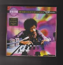 Jimi Hendrix In the Studio volumes 1-10 Collector's Edition 10 CD Box Set NEW