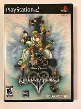 Kingdom Hearts II - Playstation 2 - Replacement Case - No Game