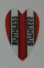3 Sets (9 Flights) Ruthless  - RED Mini Vortex Shape - Free Shipping 1922