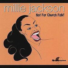 : Not For Church Folk  Audio Cassette