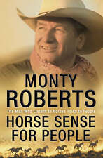 Horse Sense for People, Roberts, Monty Paperback Book