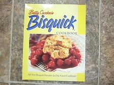 2000 1st Ed Betty Crocker Bisquick Cookbook, All Your Favorites, Like New