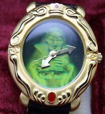 Disney Watch Snow White 3-D Magic Mirror Wicked Queen Witch Women's Watch