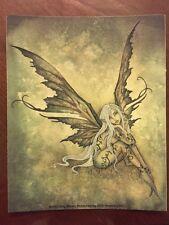 """AMY BROWN FAIRY STICKER-34 DECAL 4""""x5"""""""