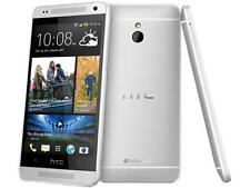HTC One Mini Silver 3G LTE 16GB AT&T Branded Unlocked GSM 4G LTE Android Cell Ph