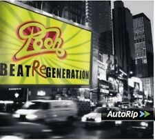 POOH - BEAT REGENERATION  CD POP-ROCK ITALIANA