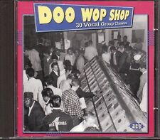 CD 141  DOO WOP SHOP  30 VOCAL GROUP CLASSICS