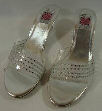 Special Occasions by Saugus Shoe Bridal Dress Shoe #610D Size 6.5