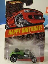 Hot Wheels Happy Birthday Altered State Green!
