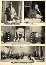 Antwerpen unter deutscher Verwaltung *  Bilddokumente 1914