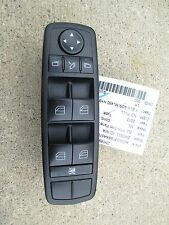 10 - 11 MERCEDES-BENZ M CLASS ML450H 3.5L V6 SFI MASTER POWER WINDOW SWITCH