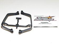 Team Durango TD320141 Bumper Set Rear DESC410R v2